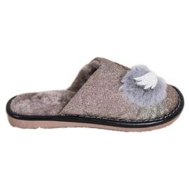 Bona Elegantne papuče s primjenom