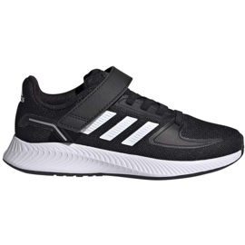 Cipele adidas Runfalcon 2.0 Jr FZ0113 crno