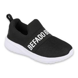 Befado dječje cipele 516Y083 bijela crno