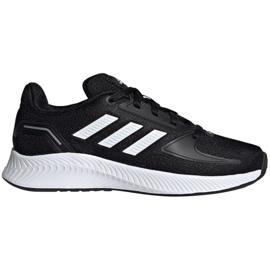 Cipele Adidas Runfalcon 2.0 K Jr FY9495 crno plava