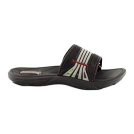 Flip flops gyermekmedence Rider 80341 fekete