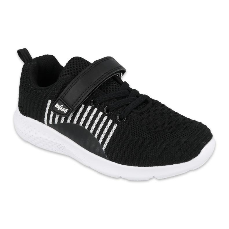 Befado dječje cipele 516X062 bijela crno