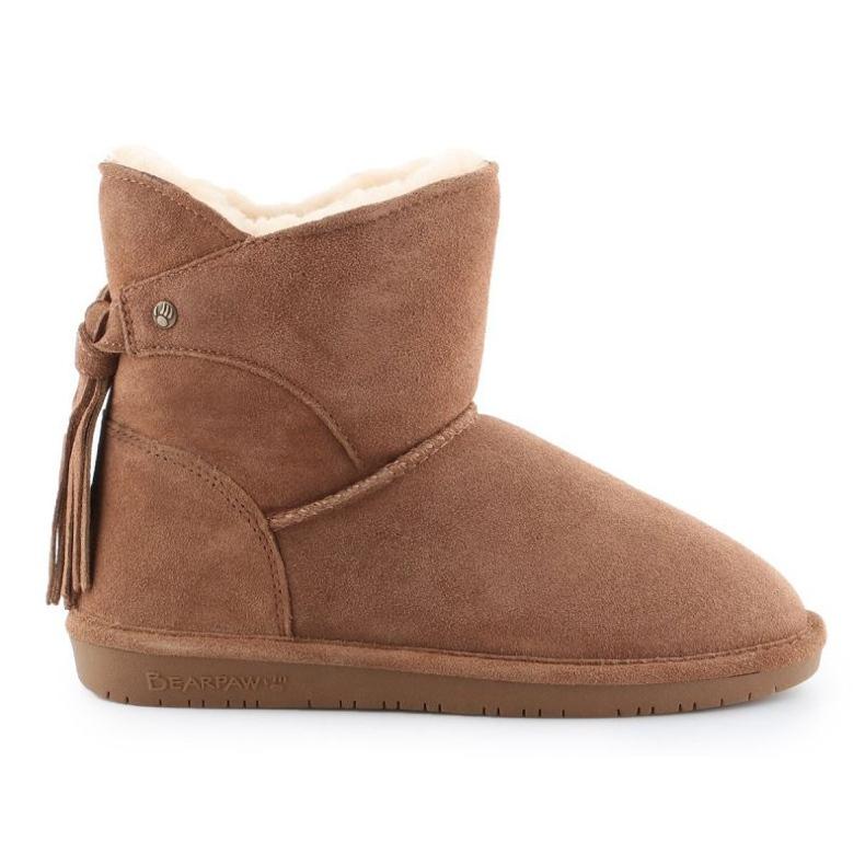 BearPaw Mia Jr 2062Y-220 Hickory Ii cipele bijela smeđa