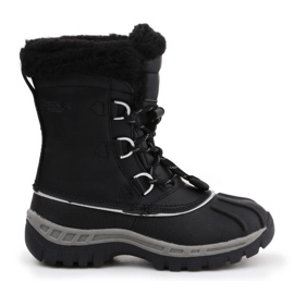 BearPaw Jr 1871Y Crne sive cipele crno