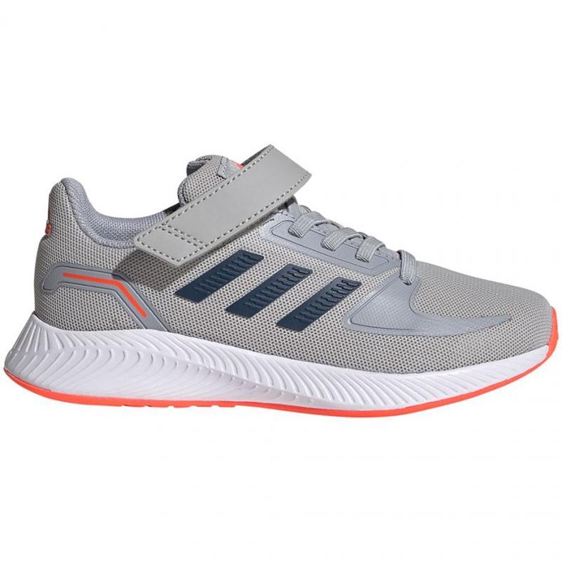 Cipele adidas Runfalcon 2.0 Jr FZ0115 siva