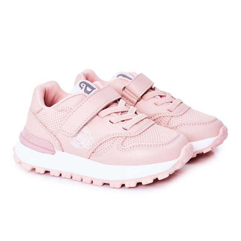 Apawwa Dječje sportske cipele Tenisice Pink Skatepark ružičasta