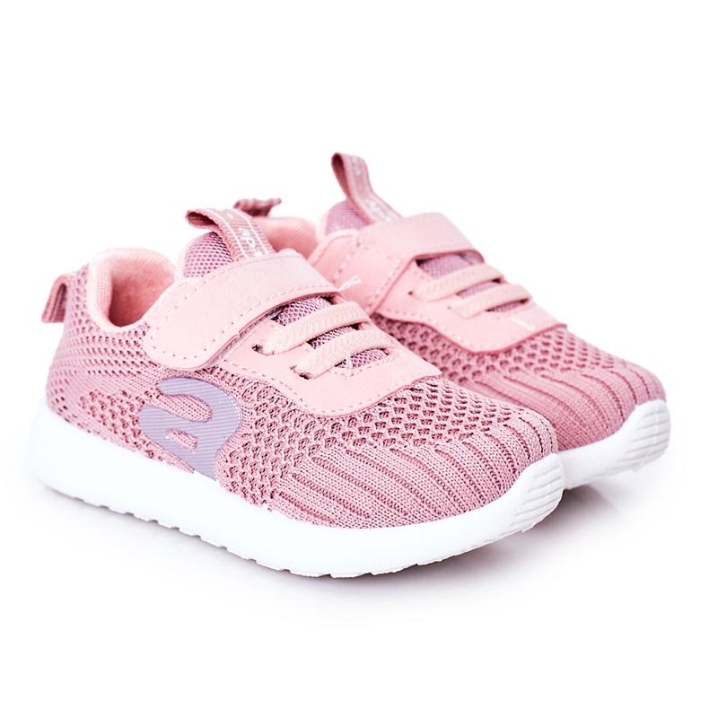 Apawwa Dječje sportske cipele tamno ružičaste boje Little Sportsman ružičasta