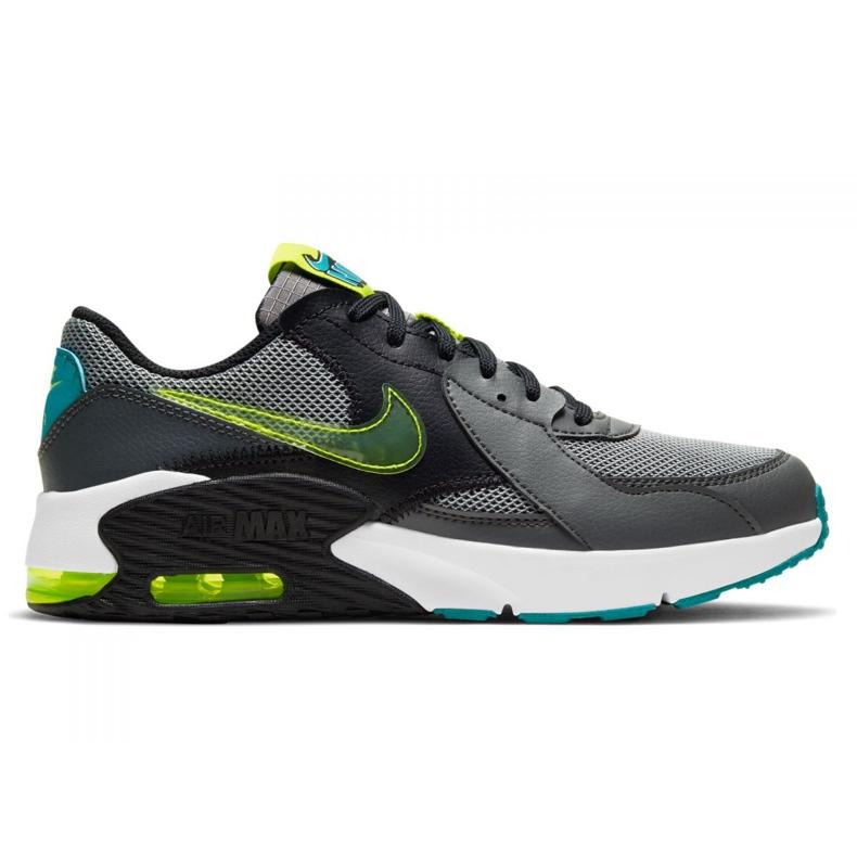 Cipele Nike Air Max Excee Power Up Jr CW5834-001 crno raznobojna