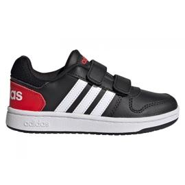 Adidas Hoops 2.0 C Jr FY9442 cipele crno