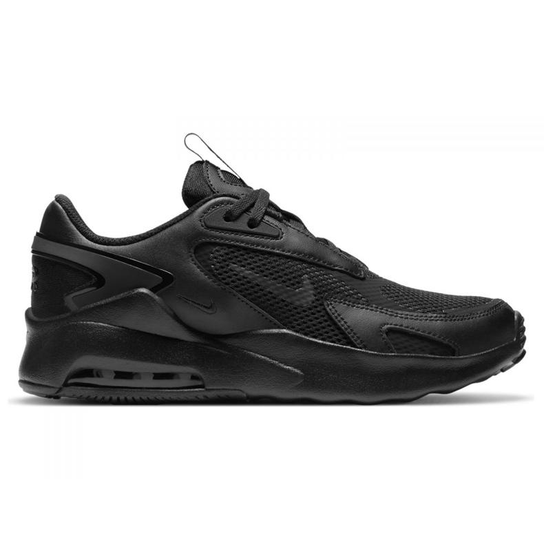 Cipele Nike Air Max Bolt Jr CW1626-001 crno crvena