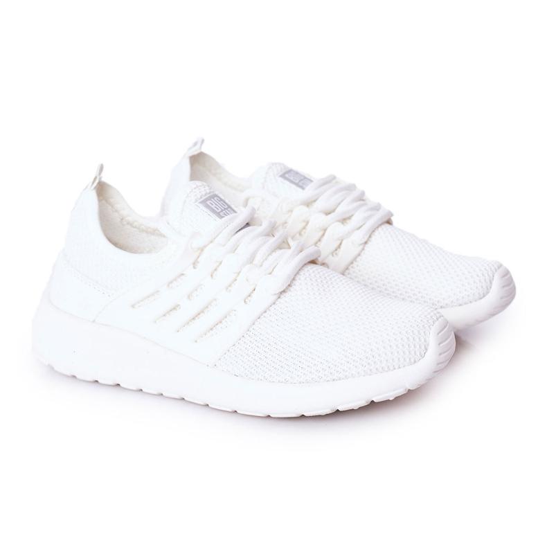 Dječje sportske cipele Tenisice Big Star HH374215 Bijele bijela