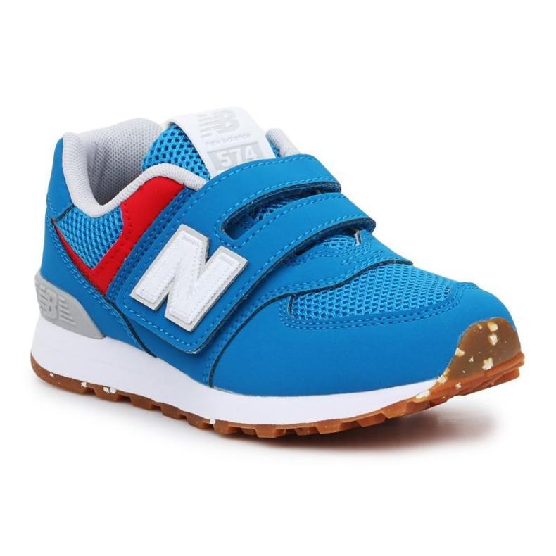 New Balance Nove cipele Balance Jr PV574BWV plava ružičasta