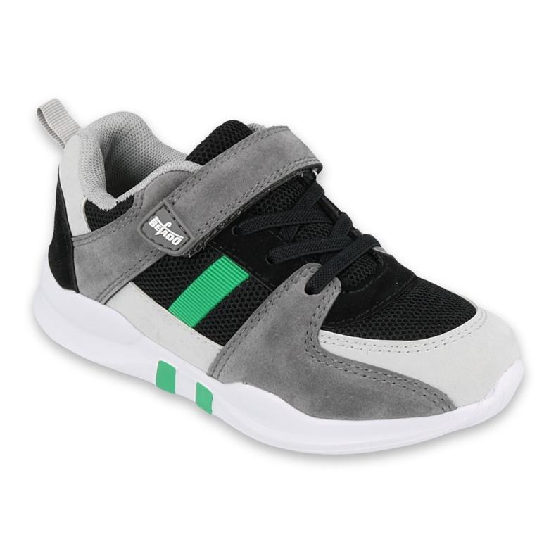 Befado dječje cipele 516X075 crno siva