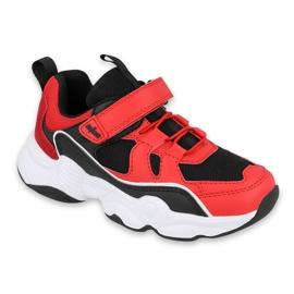 Befado dječje cipele 516X068 crno crvena