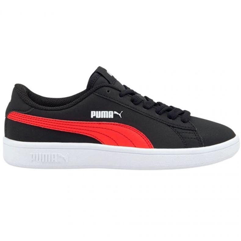 Puma Smash v2 Buck Jr 365182 26 cipele crno