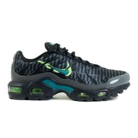 Cipele Nike Air Max Plus Gs Jr DA1310-010 bijela crno