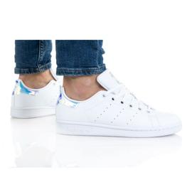 Cipele Adidas Stan Smith Jr FX7521 bijela naranča