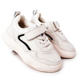 Apawwa Dječje sportske cipele Tenisice Bež Runner