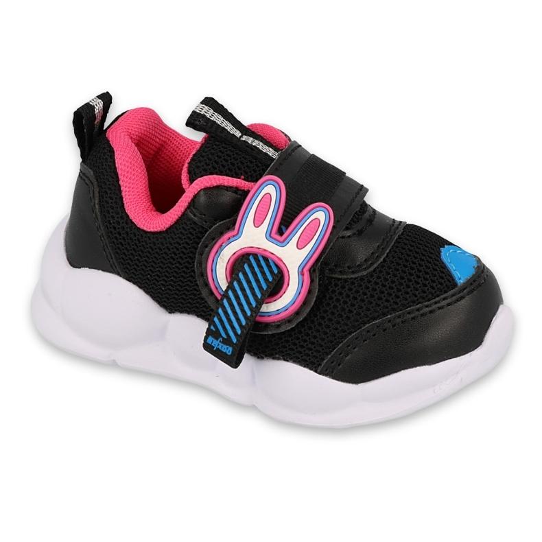 Befado dječje cipele 516P092 crno ružičasta