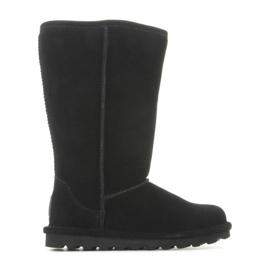 BearPaw Elle Tall Jr 1963W-011 Crne cipele crno mornarsko plava