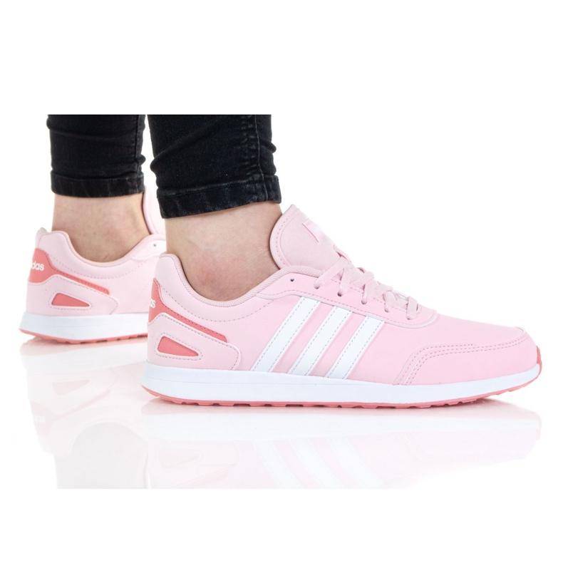 Adidas Vs Switch 3 K FY7260 cipele crno ružičasta