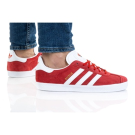 Cipele Adidas Gazelle Jr FX6116 crvena naranča