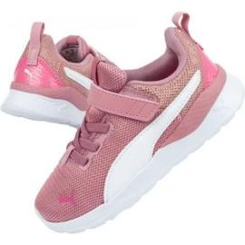 Puma Anzarun Lite Metallic Ac Jr 373177 01 plava ružičasta