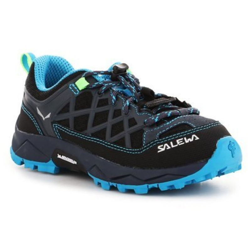 Salomon Salewa Jr Wildfire 64007-3847 cipele za planinarenje crno mornarsko plava