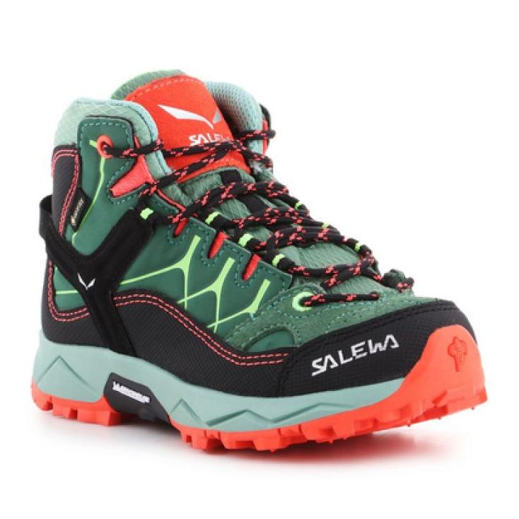 Salewa Alp Trainer Mid Gtx Jr 64010-5960 planinarske cipele zelena