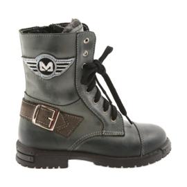 Cipele za djecu Dječje Zarro 933 sive