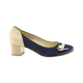 Ženske cipele Edeo 1900 mornarsko plava