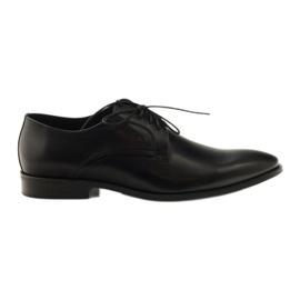 Muške klasične cipele Pilpol 1329 crne crna