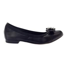 Ballerinas női íj Gamis 1402 fekete
