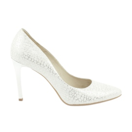 Ženske cipele Espinto 456/67 bijele