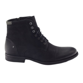 Čizme zimske čizme Pilpol C831 crne crna