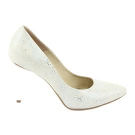 Ženske cipele Espinto 456/96 bijele