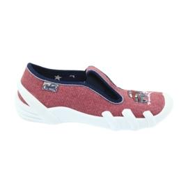 Papuče za dječje cipele Befado 290x134 raznobojna smeđa