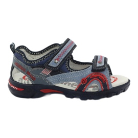 Dječačke sandale Bartek 19113 plave boje