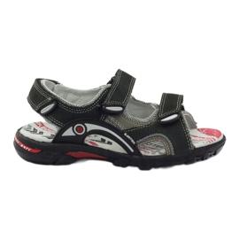 Dječačke sandale Bartek 19108 crne