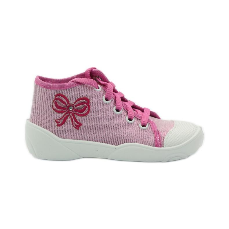 Befado dječje cipele tenisice papuče 218p047 ružičasta