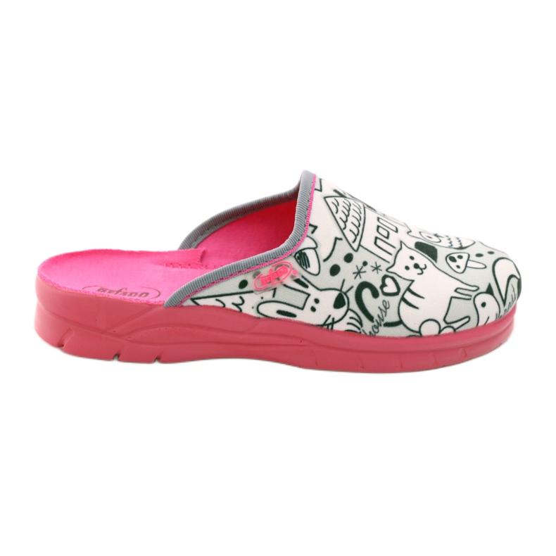 Papuče za Befado 708x003 HIT! ružičasta
