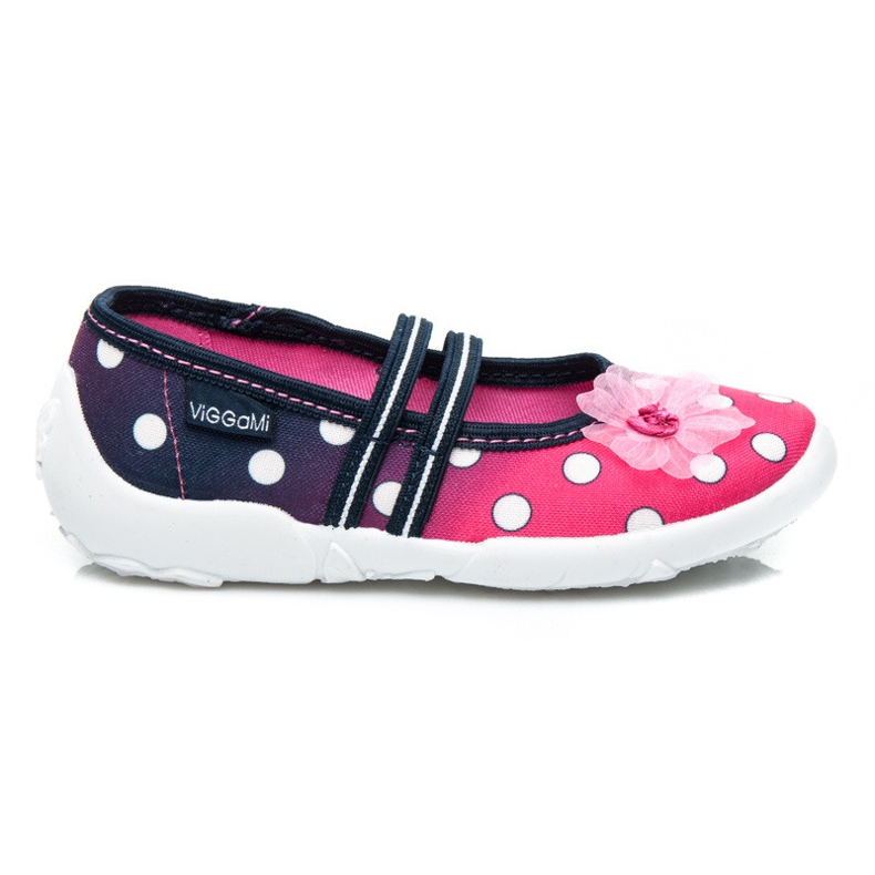 Viggami Čizme u polka točkicama ružičasta