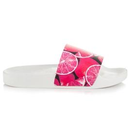 Vices Citrusne papuče roze