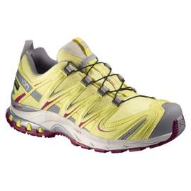 Tenisice za trčanje Salomon staza XA PRO 3D GTX W L37919600 žuti