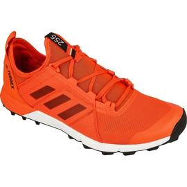 Cipele za trčanje adidas Terrex Agravic Speed narančasta