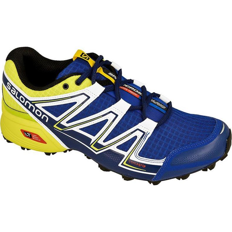 Tenisice za trčanje Salomon Speedcross Vario M plava