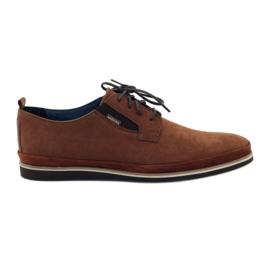 Férfi cipő Badura 7758 barna