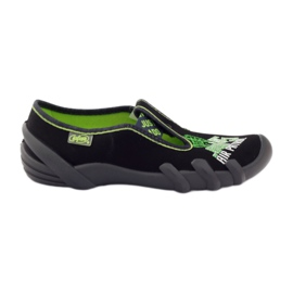 Dječje cipele Befado 290y162 zelena crno