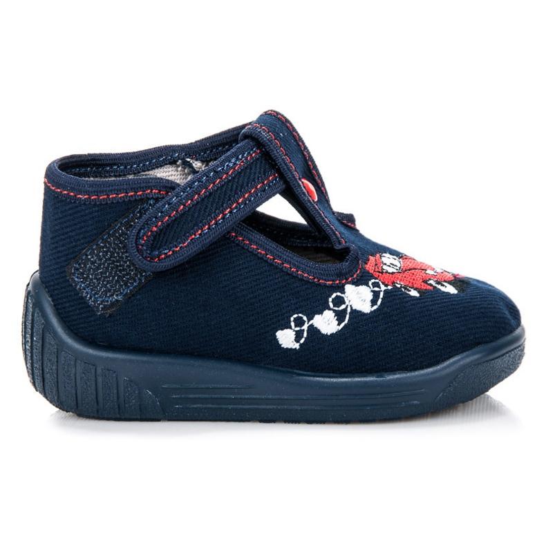 Reweks Mornarsko plave cipele s autom plava