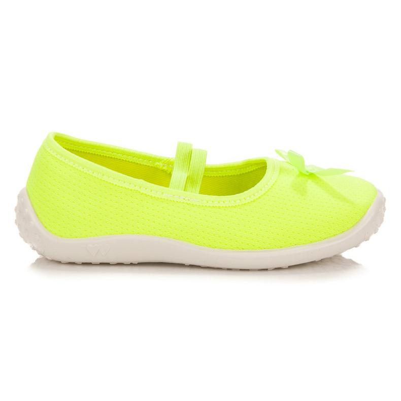 Reweks Celadon neonske papuče zelena